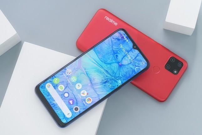 """Realme C12 pin """"khủng"""" chính thức bán tại Việt Nam ảnh 2"""