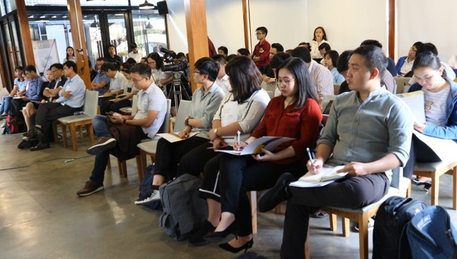 37% người Việt trẻ sẵn sàng khởi nghiệp ảnh 1