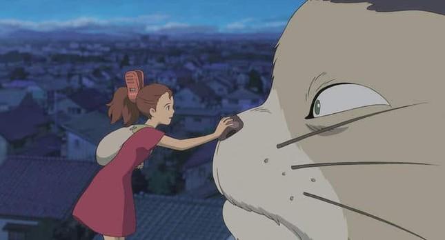 """Hãng hoạt hình Ghibli Studio """"xả kho"""" 400 bộ ảnh tĩnh từ các bộ phim của hãng. ảnh 1"""