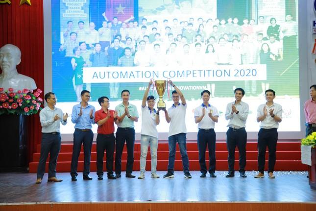 ĐH Bách khoa Đà Nẵng chiến thắng tại Automation Competition 2020 ảnh 1