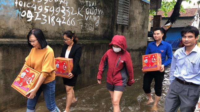 Các trường đại học tại Huế, Đà Nẵng đảm bảo đời sống cho sinh viên mùa mưa bão  ảnh 3