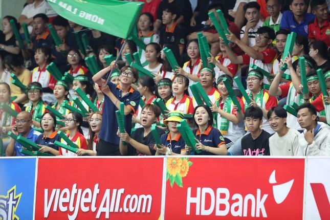 Trường ĐH Nông Lâm TP. HCM vô địch giải Futsal Sinh viên TP. HCM 2020 ảnh 2