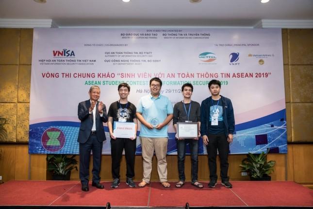 """Khởi động Cuộc thi """"Sinh viên với An toàn thông tin ASEAN 2020"""" ảnh 1"""