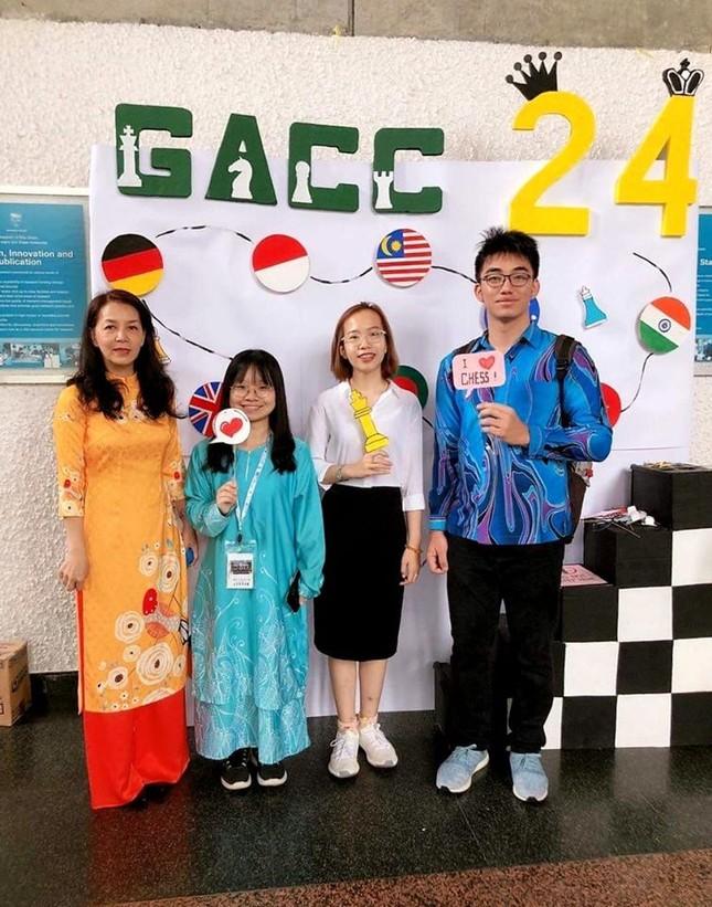 Người đem Huy chương Vàng Cờ vua châu Á về cho trường ĐH Văn Lang ảnh 3