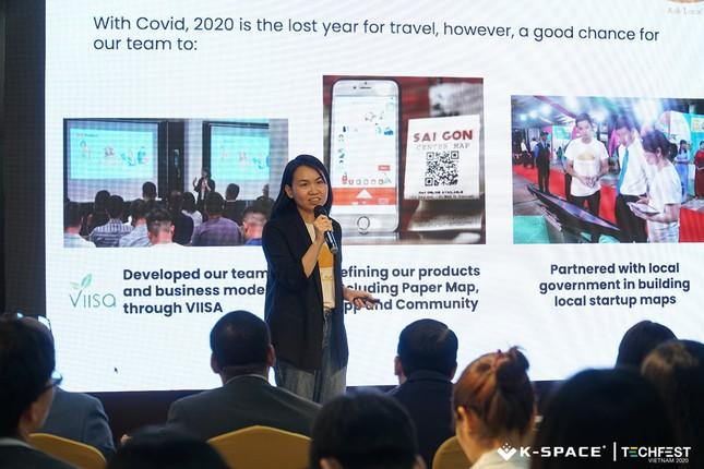 Xác định 10 Startup vào chung kết Tìm kiếm tài năng TechFest 2020 ảnh 1