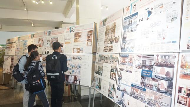 Sinh viên trường ĐH Kiến trúc TP. HCM áp đảo Giải thưởng Loa Thành 2020  ảnh 1