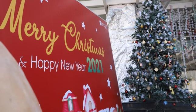Bạn trẻ Sài Gòn rộn ràng đón Giáng sinh  ảnh 3