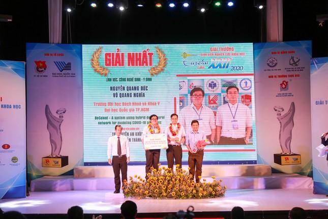 """Hai sáng tạo """"đỉnh"""" nhất trong cuộc chiến chống COVID-19 của người trẻ Việt năm 2020 ảnh 1"""