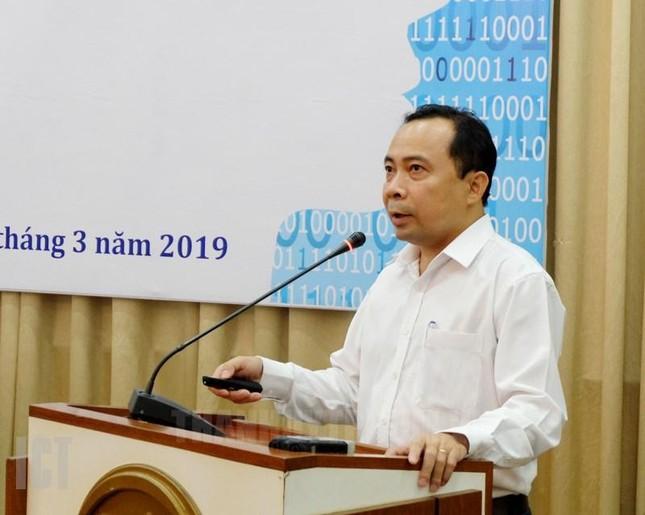 PGS. TS Vũ Hải Quân làm Giám đốc ĐHQG TP. HCM  ảnh 1