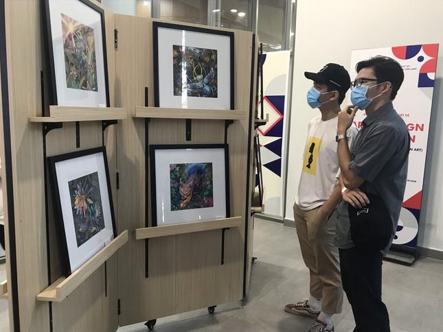 """""""Ngày hội Toán học mở 2021"""" thu hút gần 3000 sinh viên, học sinh ảnh 7"""
