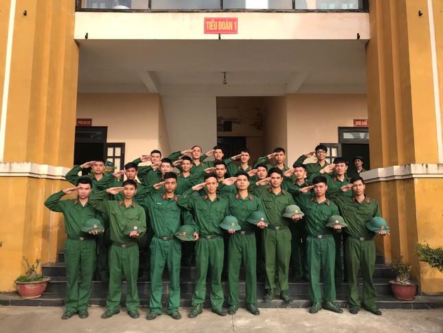 22 cử nhân trường ĐH Bách khoa (ĐH Đà Nẵng) thành Sĩ quan dự bị.  ảnh 1