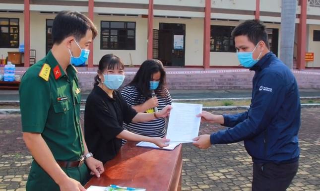 354 giảng viên, sinh viên trường ĐH Thủ Dầu Một hoàn thành cách ly tập trung ảnh 2