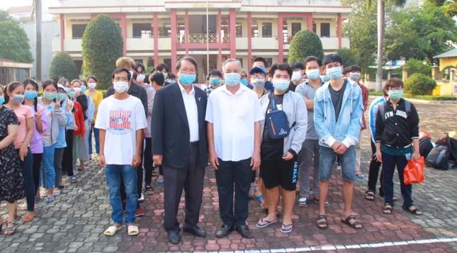 354 giảng viên, sinh viên trường ĐH Thủ Dầu Một hoàn thành cách ly tập trung ảnh 1