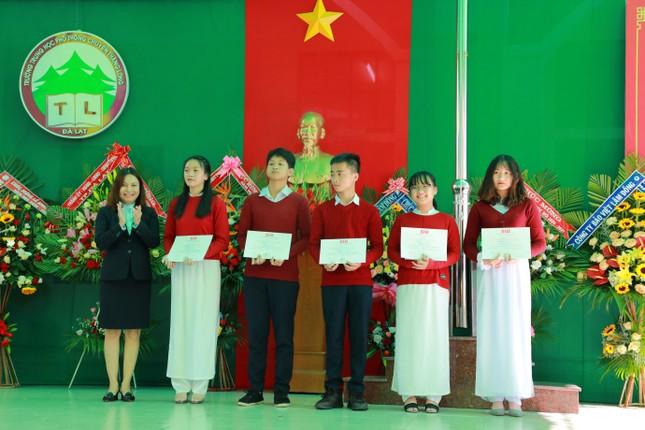 """ĐH Quốc tế Sài Gòn khởi động """"Quỹ phát triển tài năng"""" lên đến 13,2 tỷ đồng ảnh 1"""