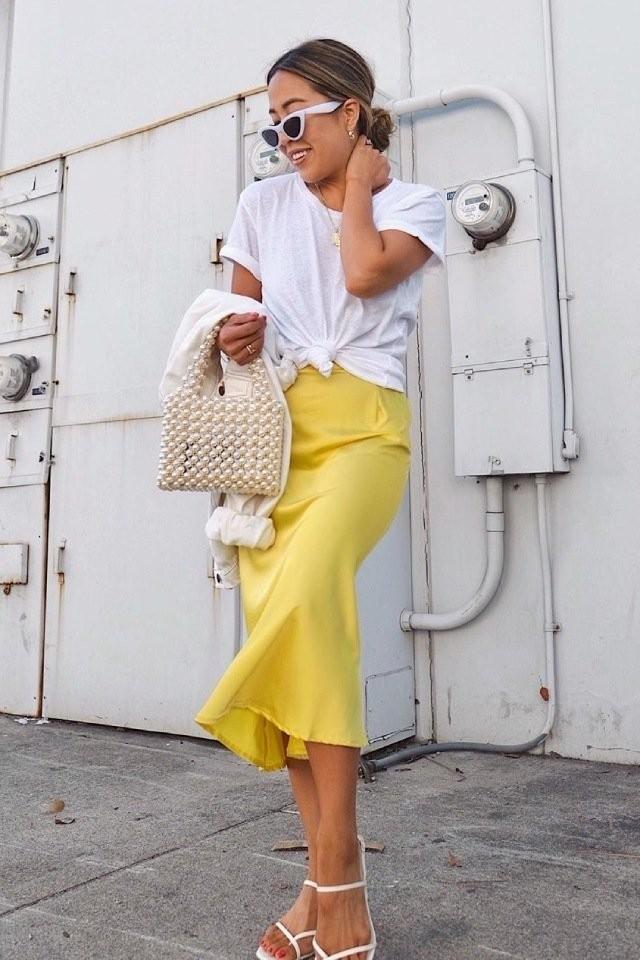 """Đây là chiếc váy """"trendy"""" mà cực kỳ dễ mặc, hầu như bạn chỉ xỏ vào đã đẹp! ảnh 14"""