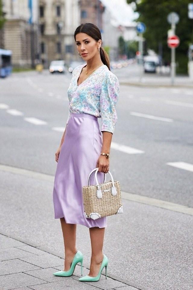 """Đây là chiếc váy """"trendy"""" mà cực kỳ dễ mặc, hầu như bạn chỉ xỏ vào đã đẹp! ảnh 16"""