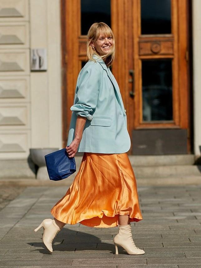 """Đây là chiếc váy """"trendy"""" mà cực kỳ dễ mặc, hầu như bạn chỉ xỏ vào đã đẹp! ảnh 8"""
