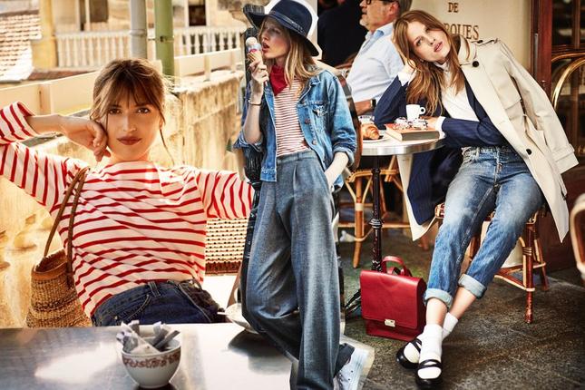 Những bí quyết tạo nên phong cách nhã nhặn và tinh tế của những cô gái Pháp ảnh 1