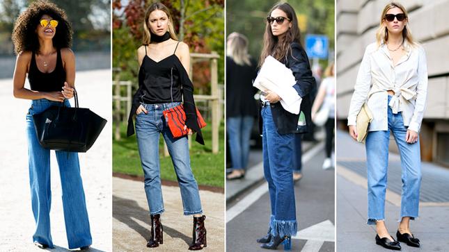 Quần jeans ai cũng có, nhưng chọn sao để tôn dáng thì không phải ai cũng biết! ảnh 2
