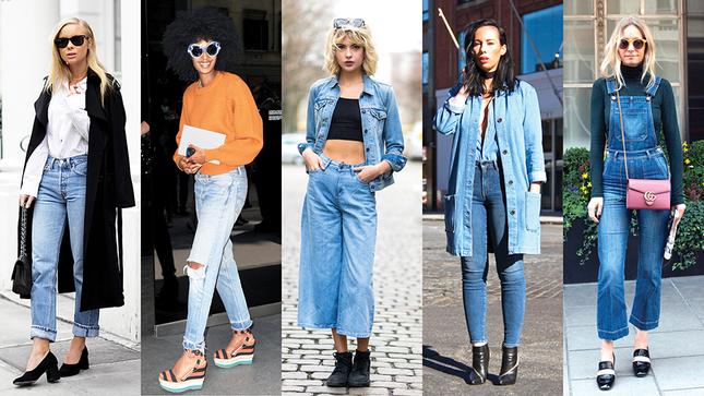 Quần jeans ai cũng có, nhưng chọn sao để tôn dáng thì không phải ai cũng biết! ảnh 1