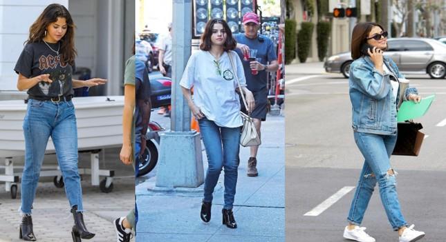 Quần jeans ai cũng có, nhưng chọn sao để tôn dáng thì không phải ai cũng biết! ảnh 6