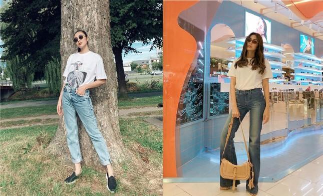 Quần jeans ai cũng có, nhưng chọn sao để tôn dáng thì không phải ai cũng biết! ảnh 10