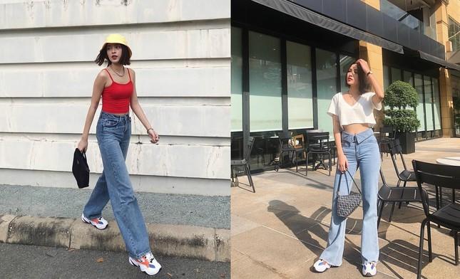 Quần jeans ai cũng có, nhưng chọn sao để tôn dáng thì không phải ai cũng biết! ảnh 11
