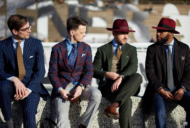 """""""Natty fellow"""" mở ra kỷ nguyên mới mà đàn ông chân chính biết cách ăn mặc đẹp ảnh 1"""
