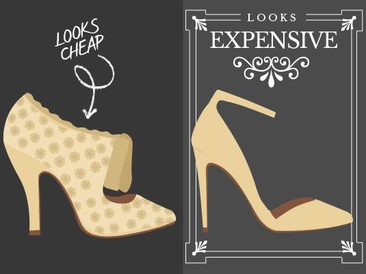 Đôi giày nhìn sang chảnh hay rẻ tiền không liên quan đến giá cả, mà là do điều này ảnh 3