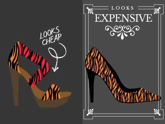 Đôi giày nhìn sang chảnh hay rẻ tiền không liên quan đến giá cả, mà là do điều này ảnh 4