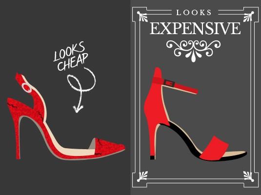 Đôi giày nhìn sang chảnh hay rẻ tiền không liên quan đến giá cả, mà là do điều này ảnh 6