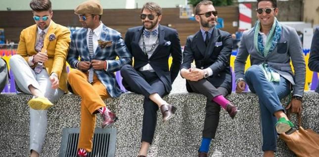 """""""Natty fellow"""" mở ra kỷ nguyên mới mà đàn ông chân chính biết cách ăn mặc đẹp ảnh 6"""