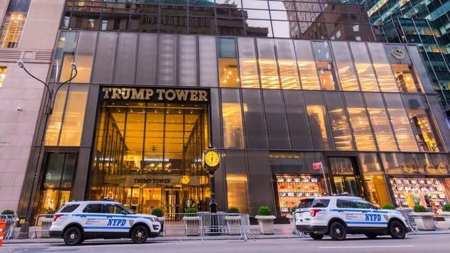 Những điều ít biết về Tiffany Trump - cô công chúa dẫn đầu dàn rich kid của nhà Trump ảnh 3