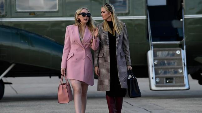 Những điều ít biết về Tiffany Trump - cô công chúa dẫn đầu dàn rich kid của nhà Trump ảnh 16