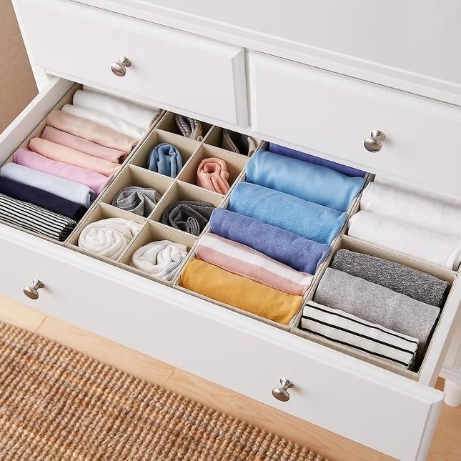 """Làm sao để có một tủ quần áo thật hoành tráng và """"đâu vào đó""""? ảnh 6"""