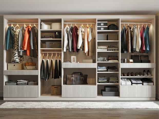 """Làm sao để có một tủ quần áo thật hoành tráng và """"đâu vào đó""""? ảnh 1"""