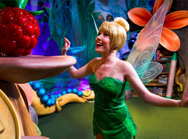 Có thể bạn từng đến Disney World, nhưng những bí mật này thì chưa chắc bạn đã biết! ảnh 6