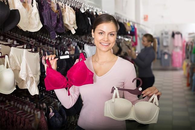 Mua bra đi chọn thử còn khó nói chi mua online, nhưng việc gì cũng có bí quyết ảnh 3