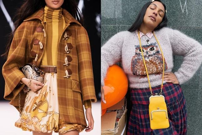 Những dáng túi đáng tiền nhất năm nay, bạn hoàn toàn có thể kiếm được tương tự! ảnh 1