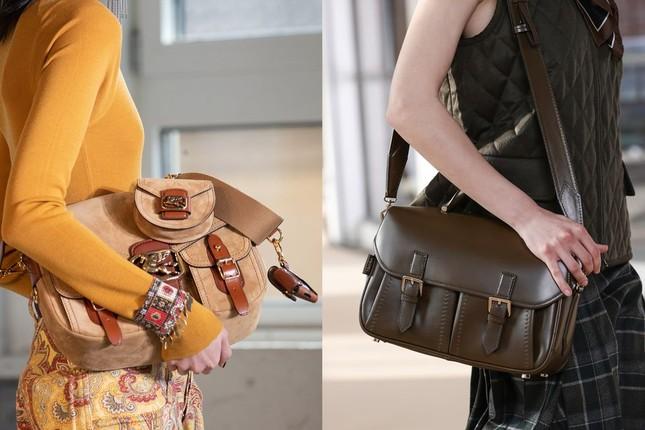 Những dáng túi đáng tiền nhất năm nay, bạn hoàn toàn có thể kiếm được tương tự! ảnh 3