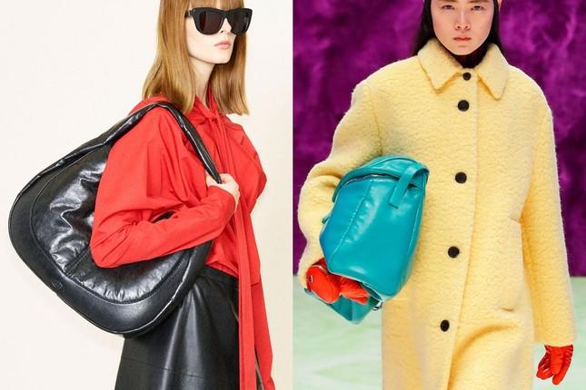 Những dáng túi đáng tiền nhất năm nay, bạn hoàn toàn có thể kiếm được tương tự! ảnh 4