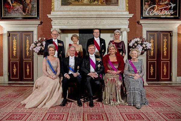 Sức hút lâu đài (Kỳ 2): Hoàng gia Thụy Điển hay cưới thường dân, Hoàng gia nào giàu nhất? ảnh 7