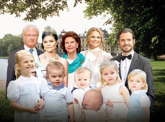 Sức hút lâu đài (Kỳ 2): Hoàng gia Thụy Điển hay cưới thường dân, Hoàng gia nào giàu nhất? ảnh 1