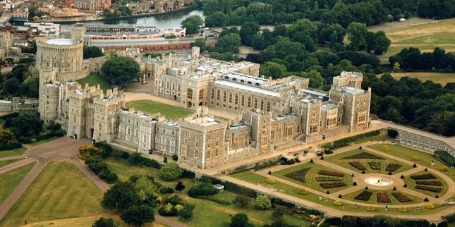 Sức hút lâu đài (Kỳ 1): Dù Meghan Markle tỏ ra không thiết tha, hoàng gia vẫn đầy mị lực ảnh 6