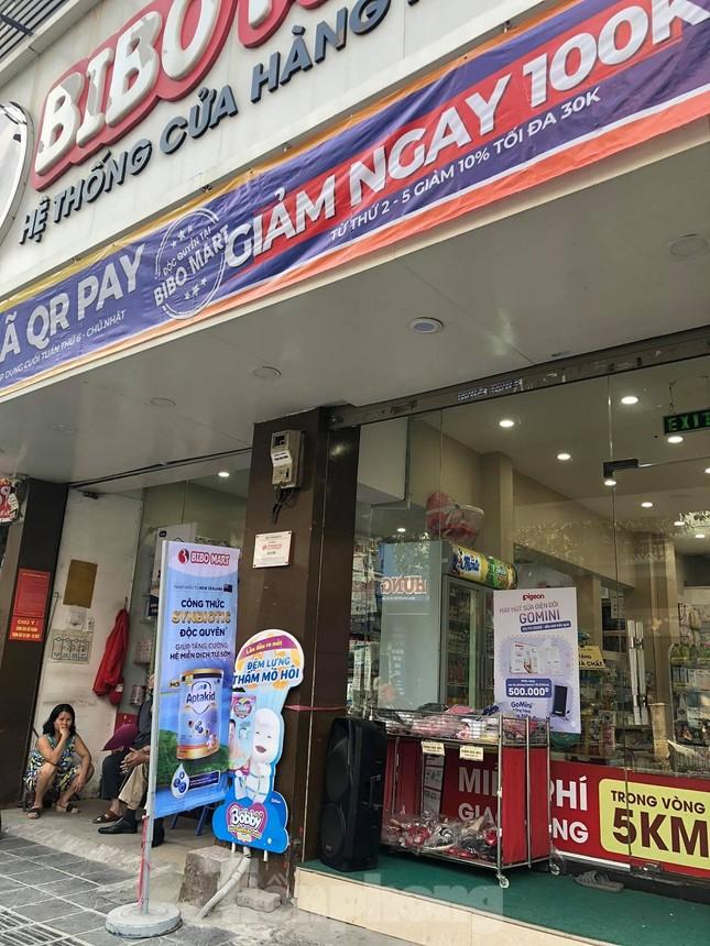Siêu thị, cửa hàng đồng loạt xả tiếng ồn 'tra tấn' người dân Thủ đô ảnh 4
