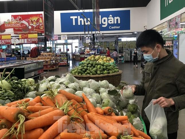 Hình ảnh các siêu thị Hà Nội 'giải cứu' nông sản Hải Dương ảnh 8