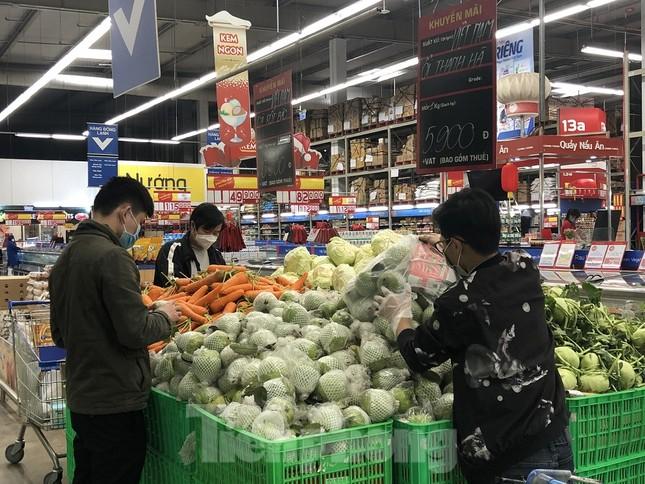 Hình ảnh các siêu thị Hà Nội 'giải cứu' nông sản Hải Dương ảnh 9