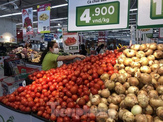 Hình ảnh các siêu thị Hà Nội 'giải cứu' nông sản Hải Dương ảnh 1