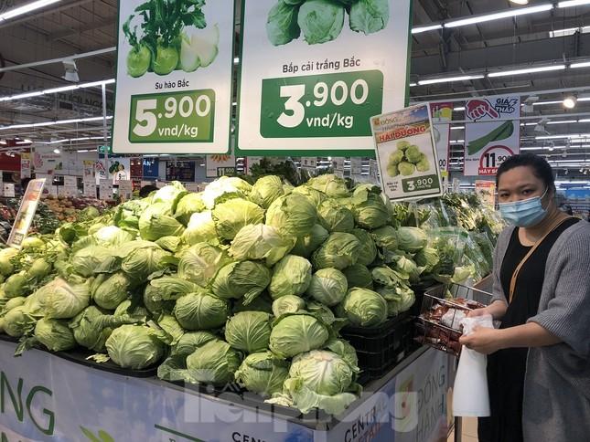 Hình ảnh các siêu thị Hà Nội 'giải cứu' nông sản Hải Dương ảnh 3