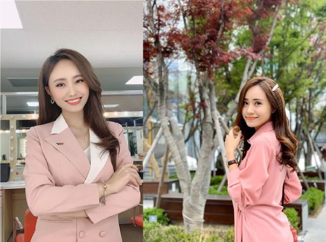 Xuân Anh: Từ Á khôi sinh viên đến MC thời tiết tài năng, xinh đẹp ảnh 7